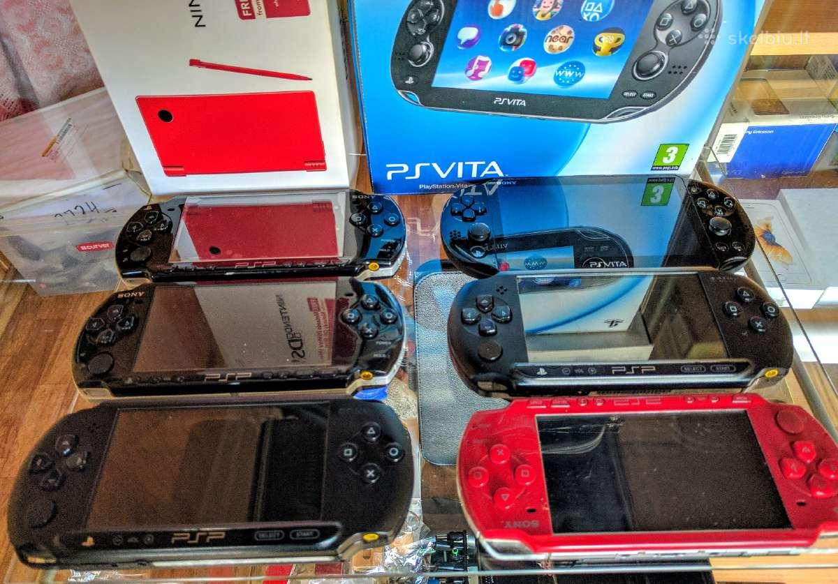 Sony PSP 1003/2003/3004/street