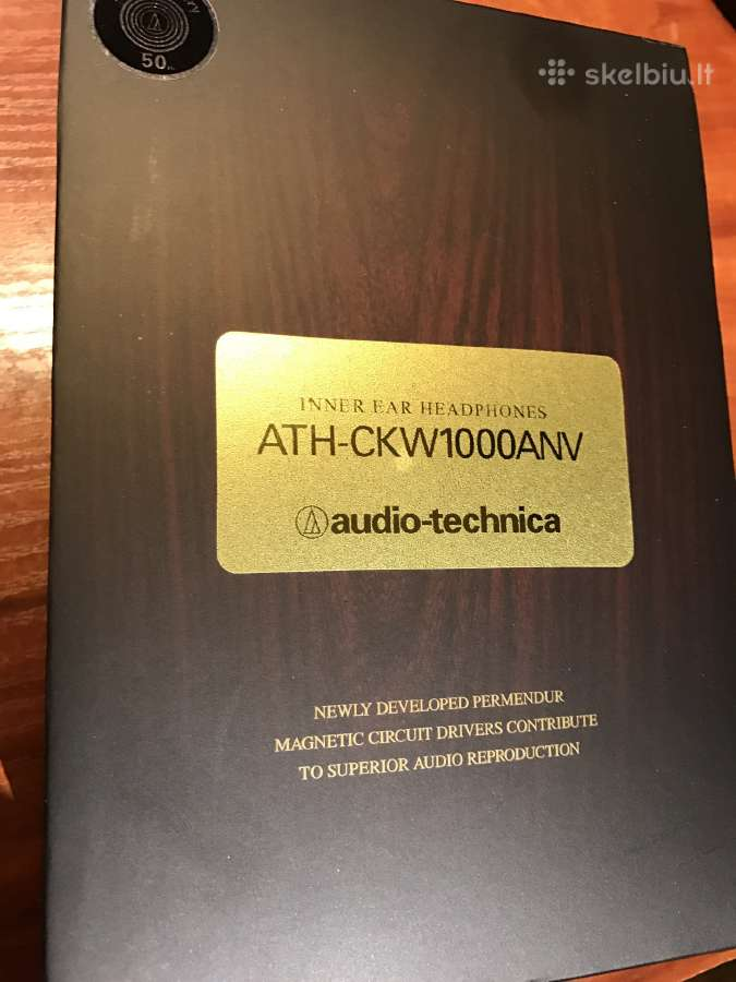 Ath Ckw-1000/ Hosiden / Pioneer 11