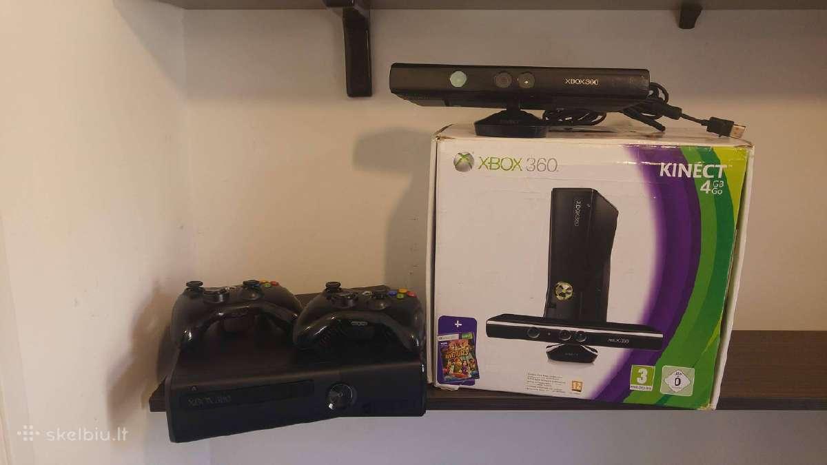 Xbox 360 Slim 250gb , Rgh ,Garantija