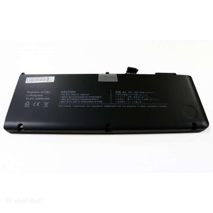Naujos Hq apple baterijos a1382 - 46,00 €