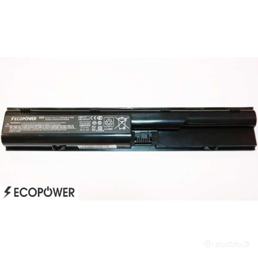 Naujos Hp Pr06 baterijos