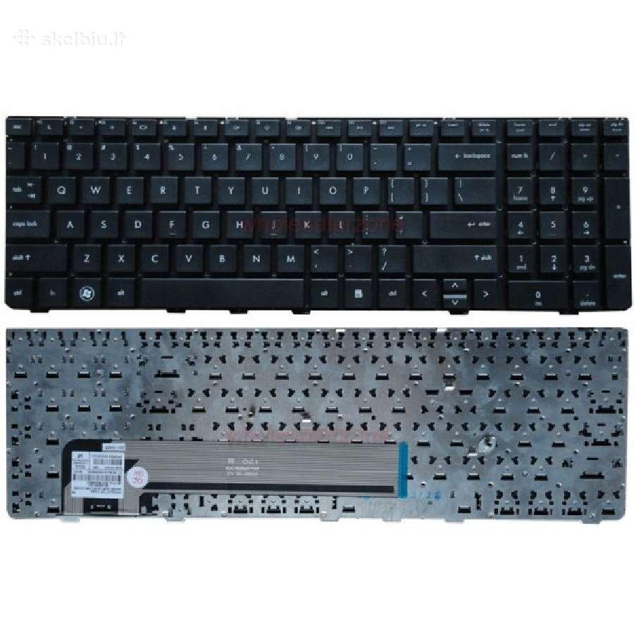 Klaviatūros hp probook 4530s 4730s 4535s ir kitos