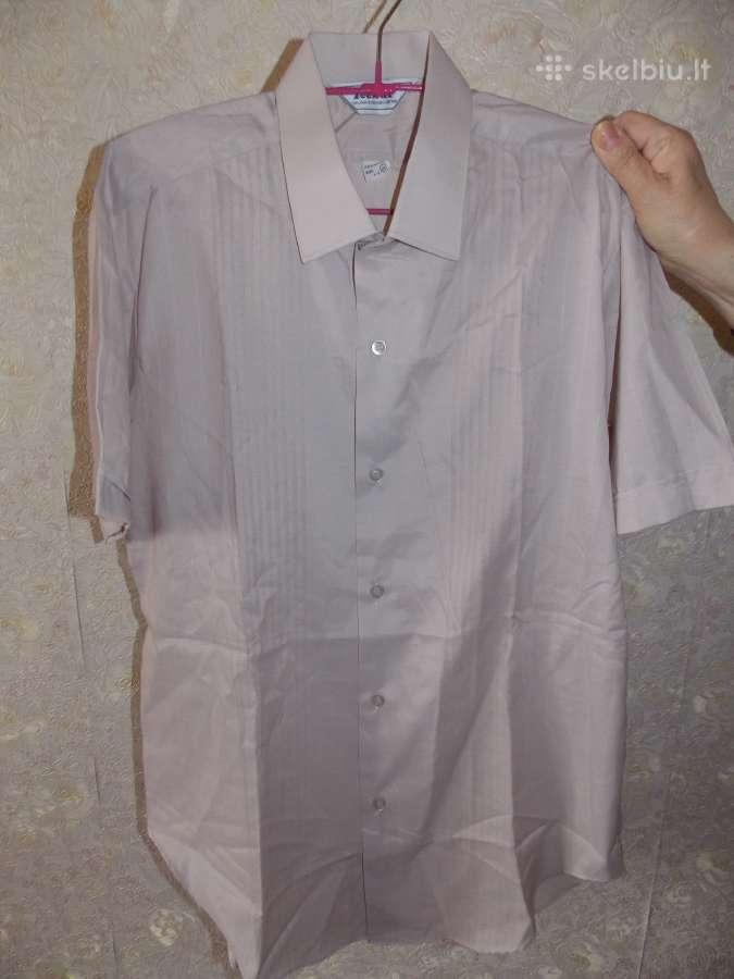 Kreminės spalvos marškiniai