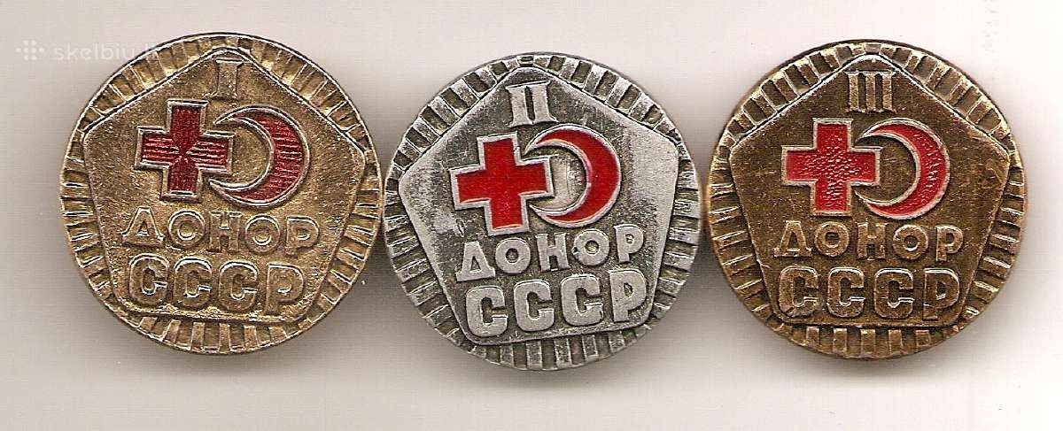 Donor CCCP