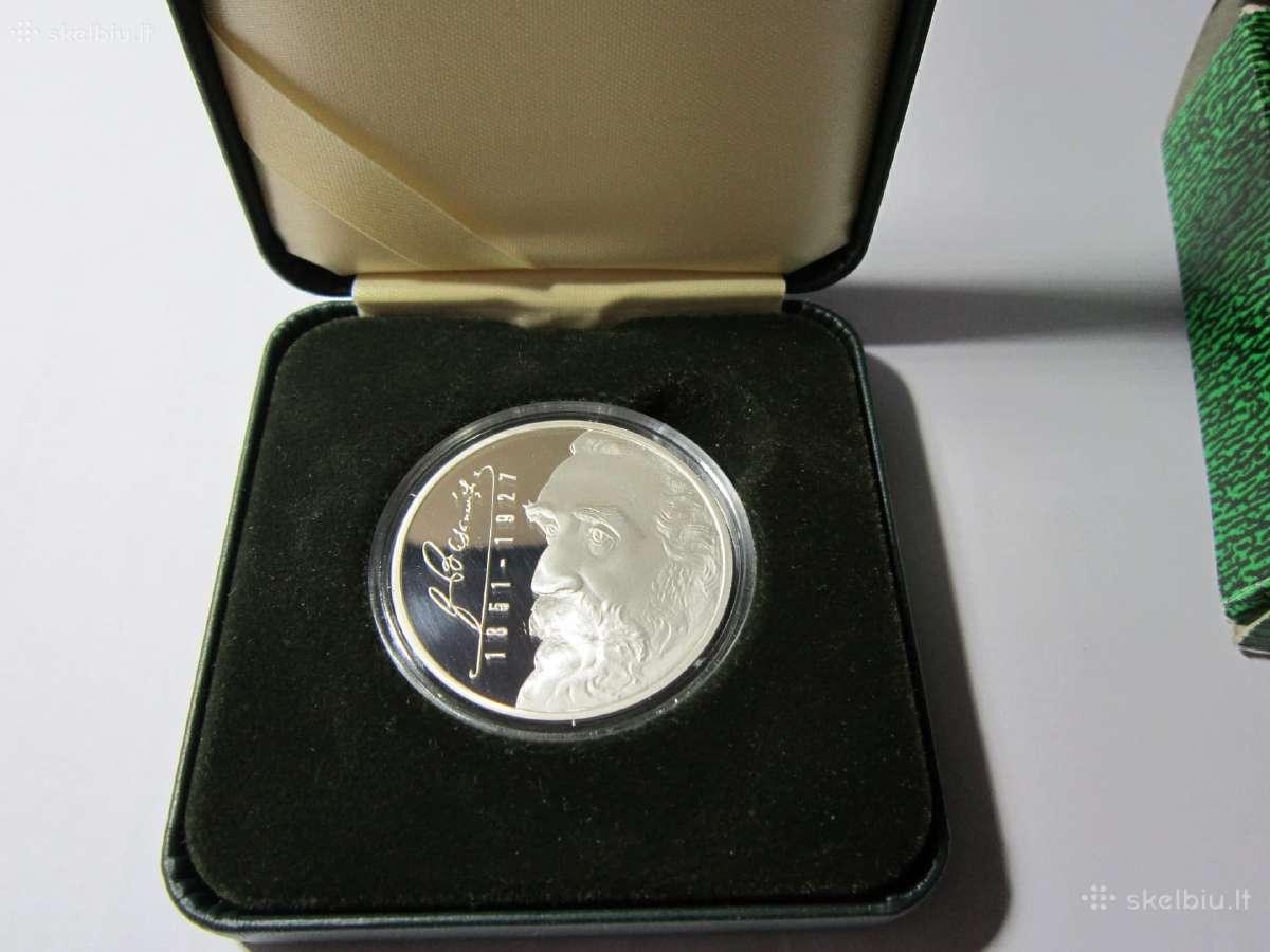 Jono Basanavičiaus 50 litu. kaina 250 euru.