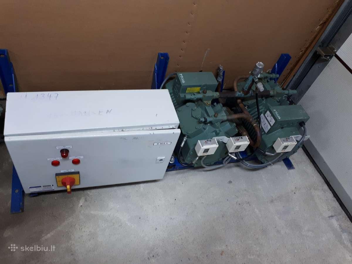"""Šaldymo kompresorius """"Bitzer"""" 4cc6 2y-40s"""