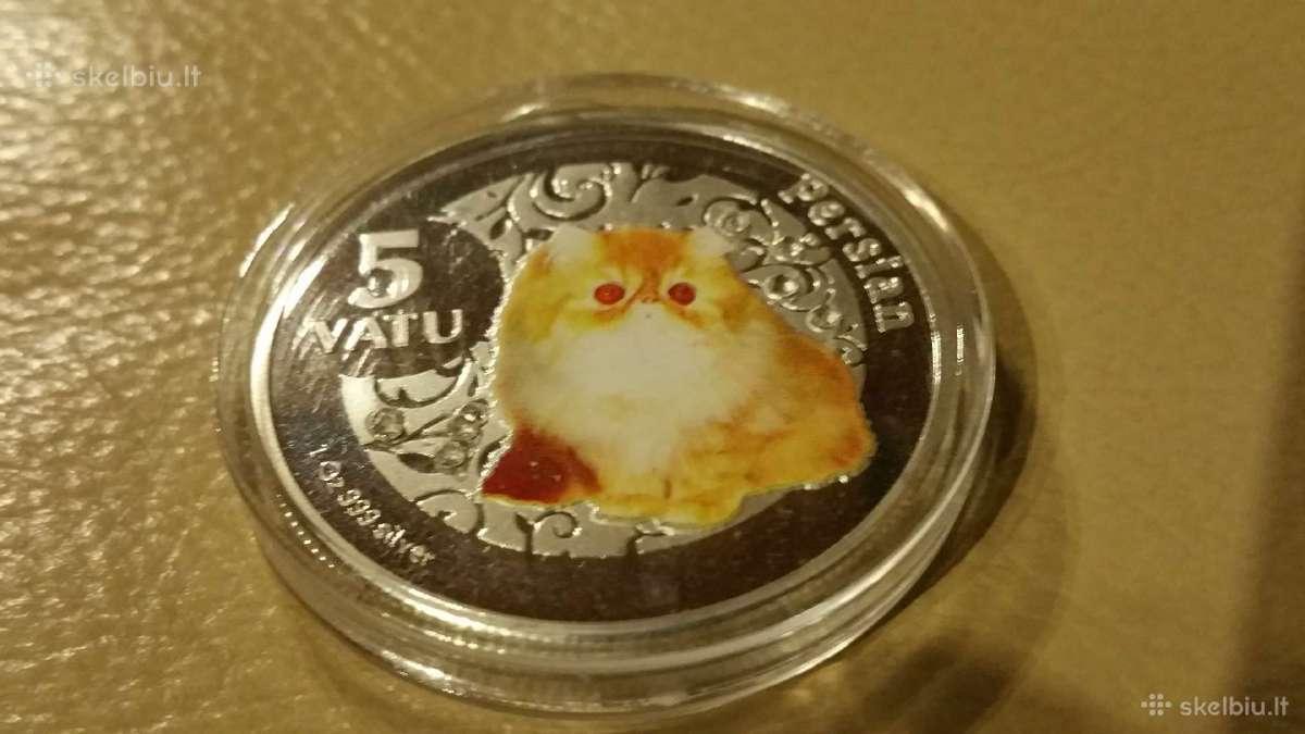 Siūlau gražiu monetų. kaina 10 euru.
