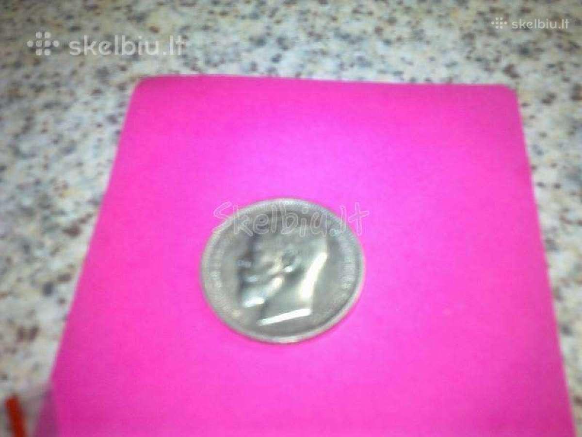 Parduodu rusu monetas kainos nuo 12 euru.