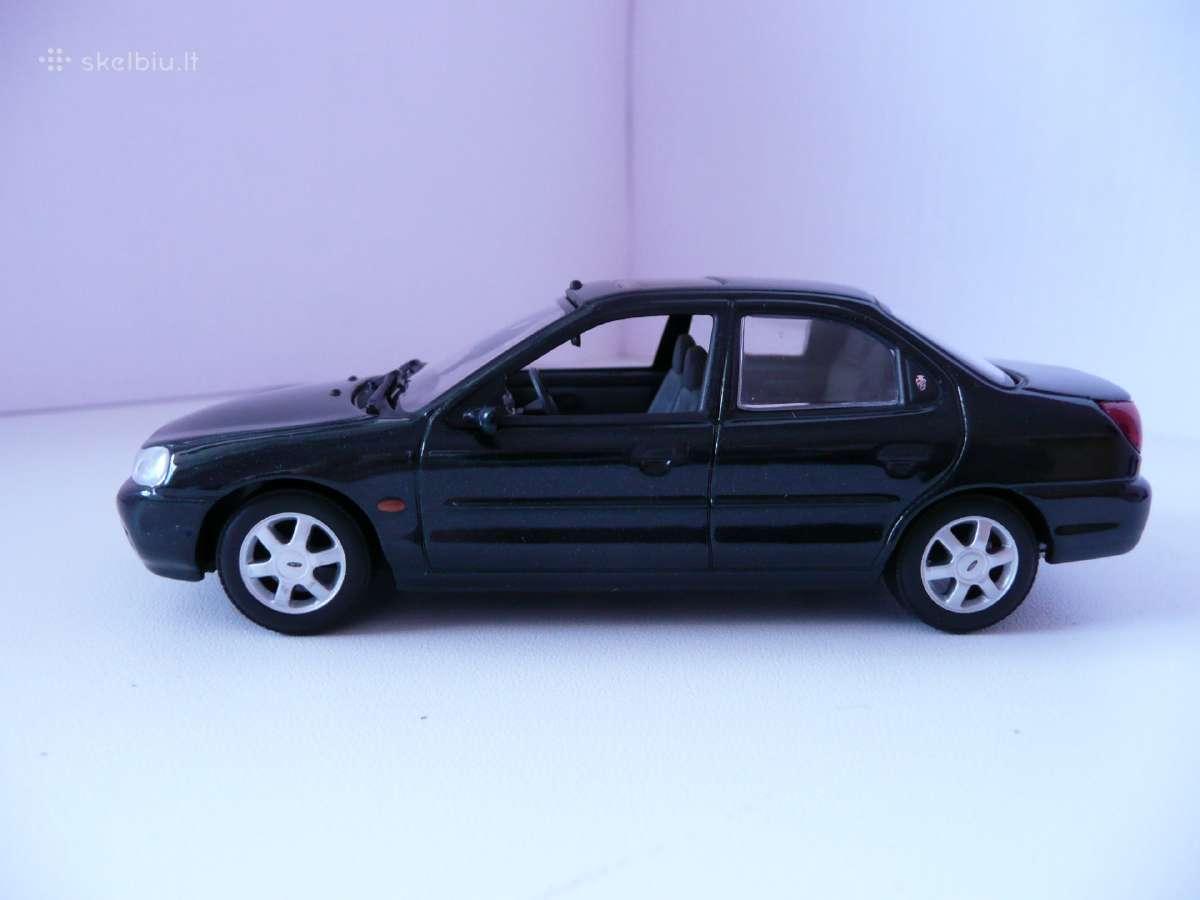 1/43 modeliukai Ford Mondeo Mk2