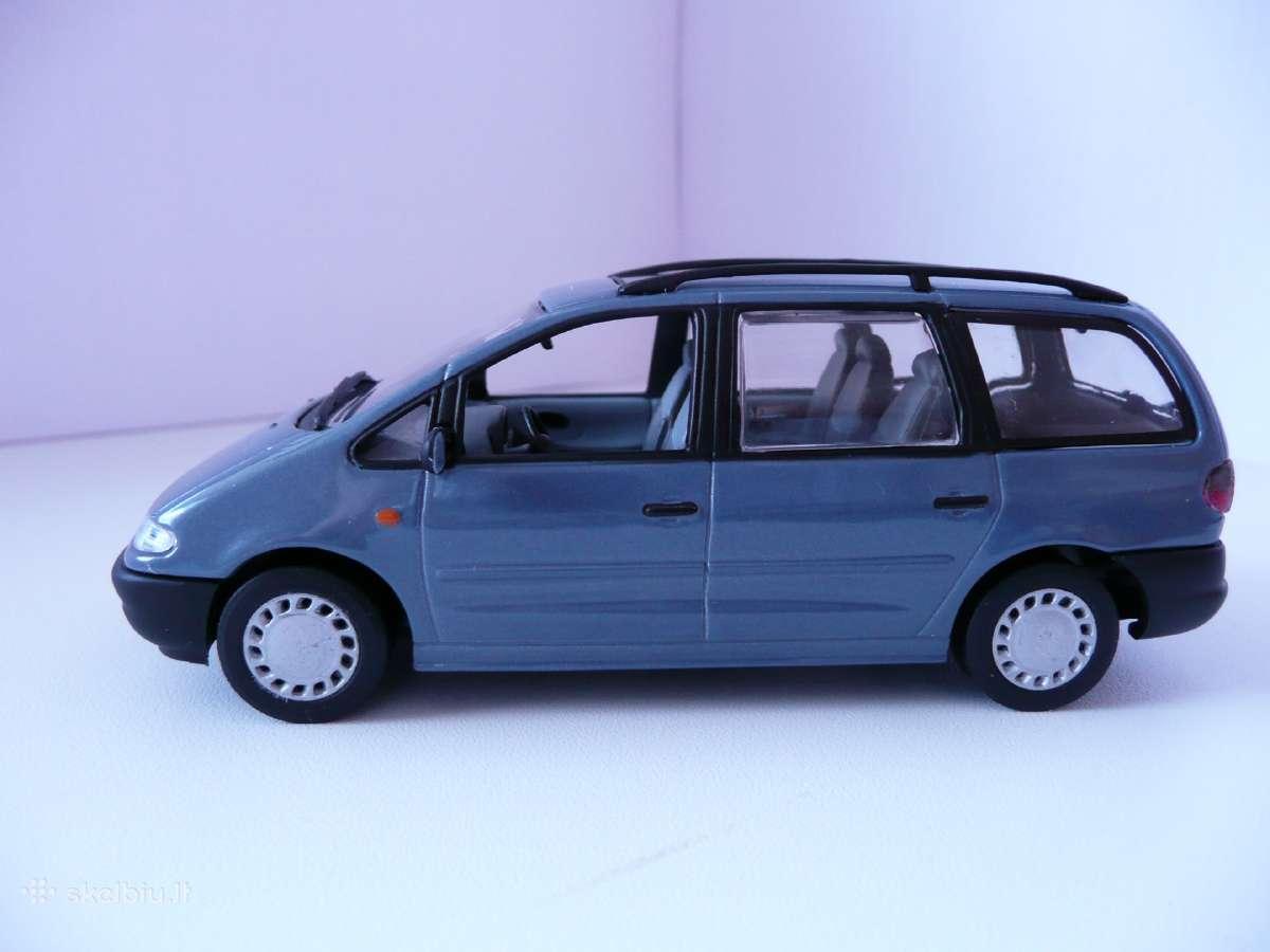 1/43 modeliukai Ford Galaxy Mk1