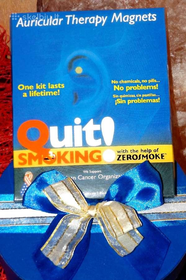 Zerosmoke - būdas kaip mesti rūkyti! Tik 20 eur.