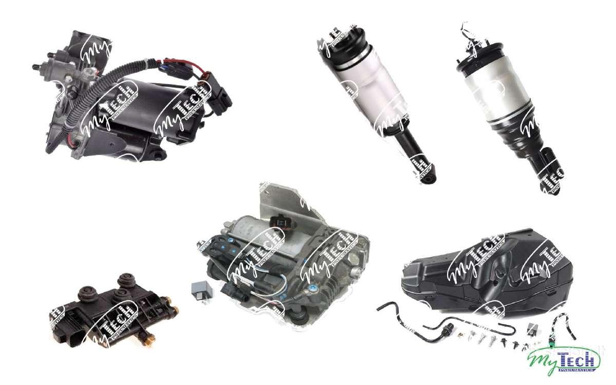 Land Rover Discovery 3 L319 pneumatikos dalys