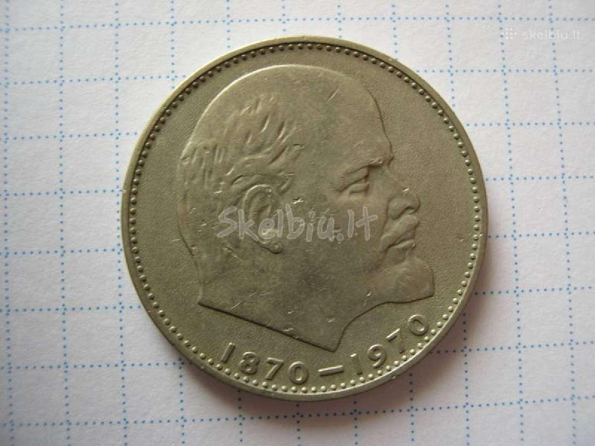 CCCP rubliai ( 1 rublio nominalo).3 vnt pvz.