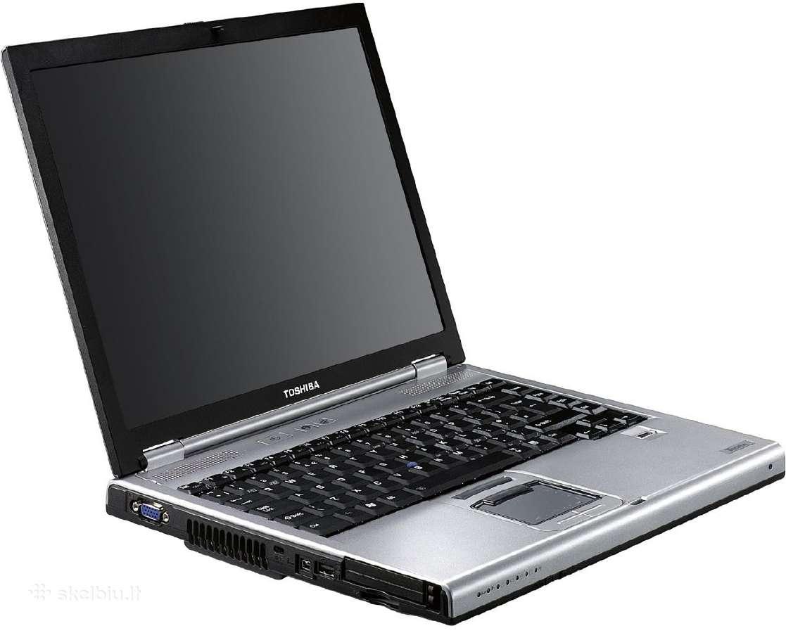 Parduodam Toshiba Tecra M5 dalimis