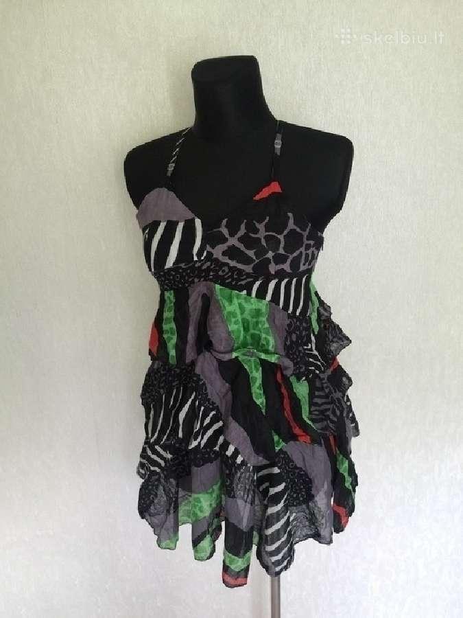Stilinga suknelė, 100% medvilnė