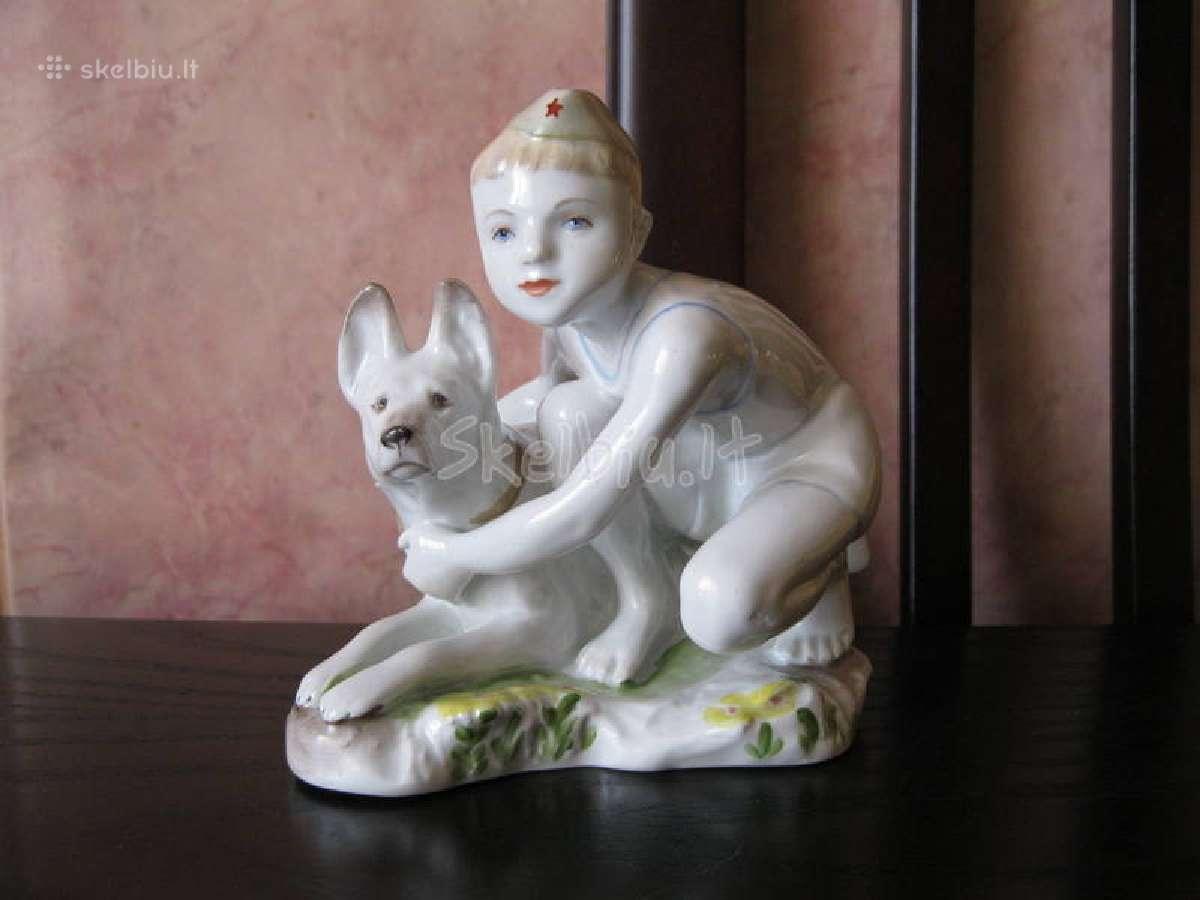 Porcelianine statulele. labai gero stovio.zr.