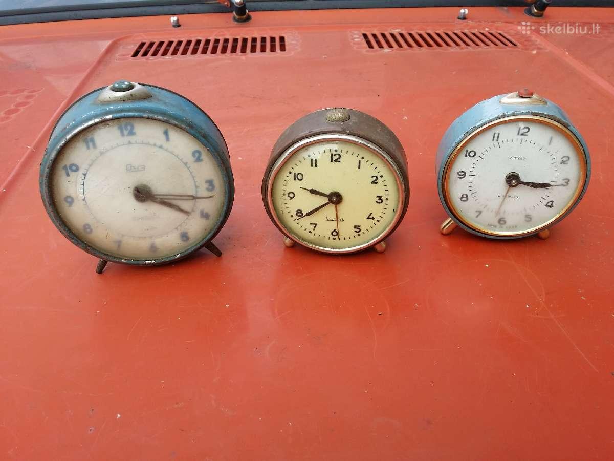 Barometras,sovietiniai laikrodziai,kankoreziai