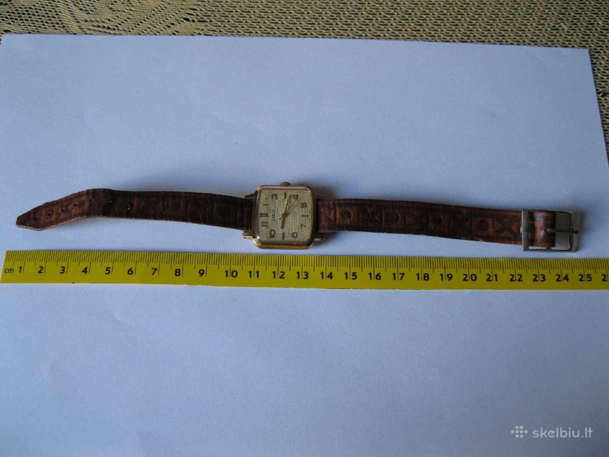 Laikrodis Zarja. su apyranke .gal kolekcijai.zr. f