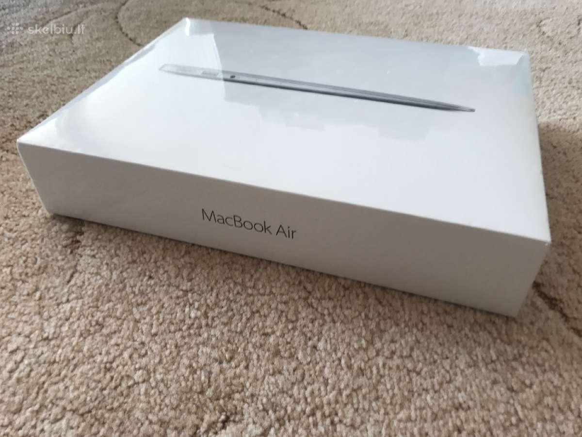 Nauji ir naudoti MacBook