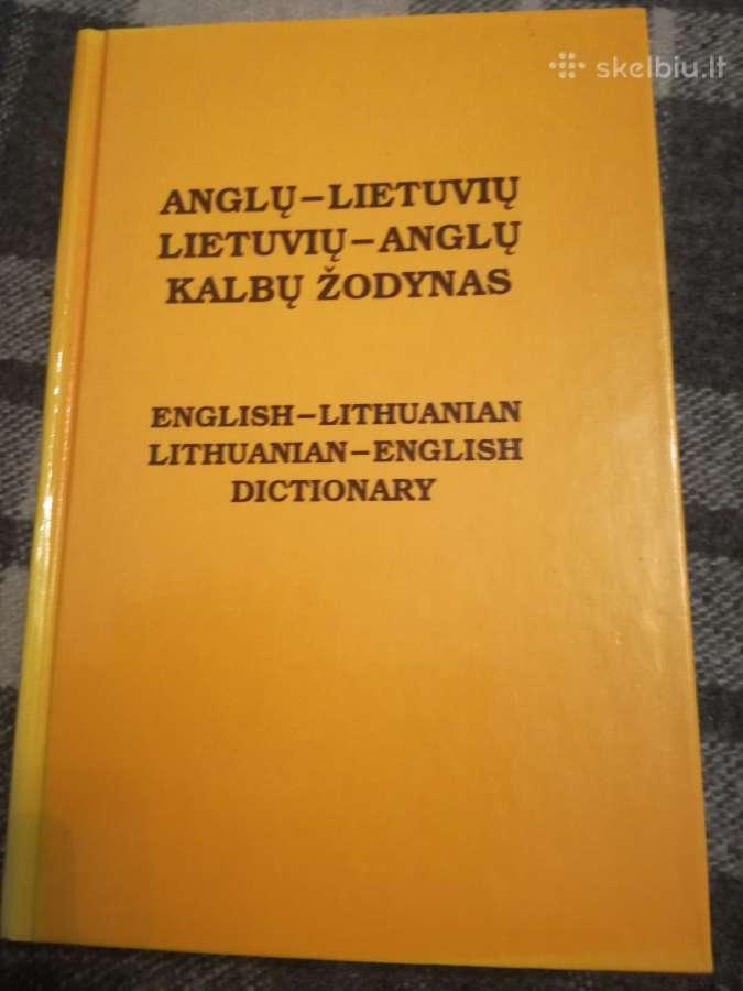 Lietuviu- Anglu.,.ir Vokieciu -Lietuviu.
