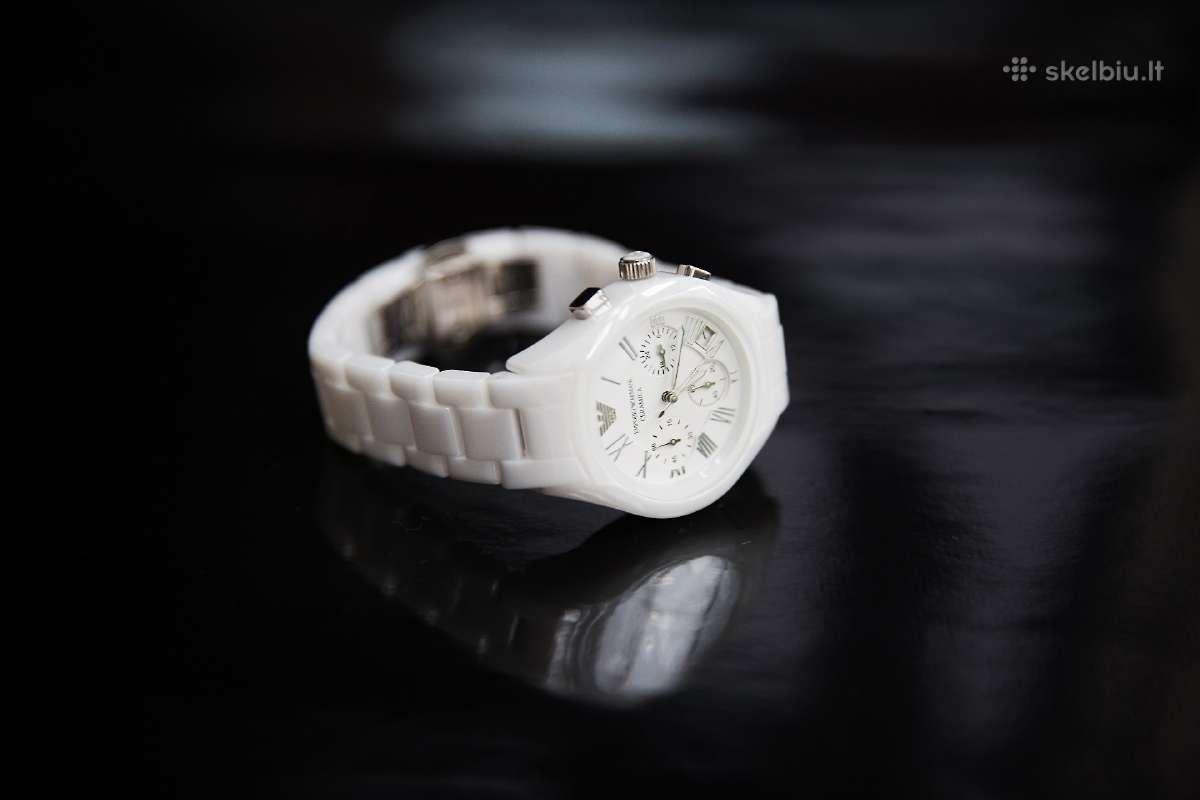 Moteriškas laikrodis Emporio Armani Ceramic Ar1404
