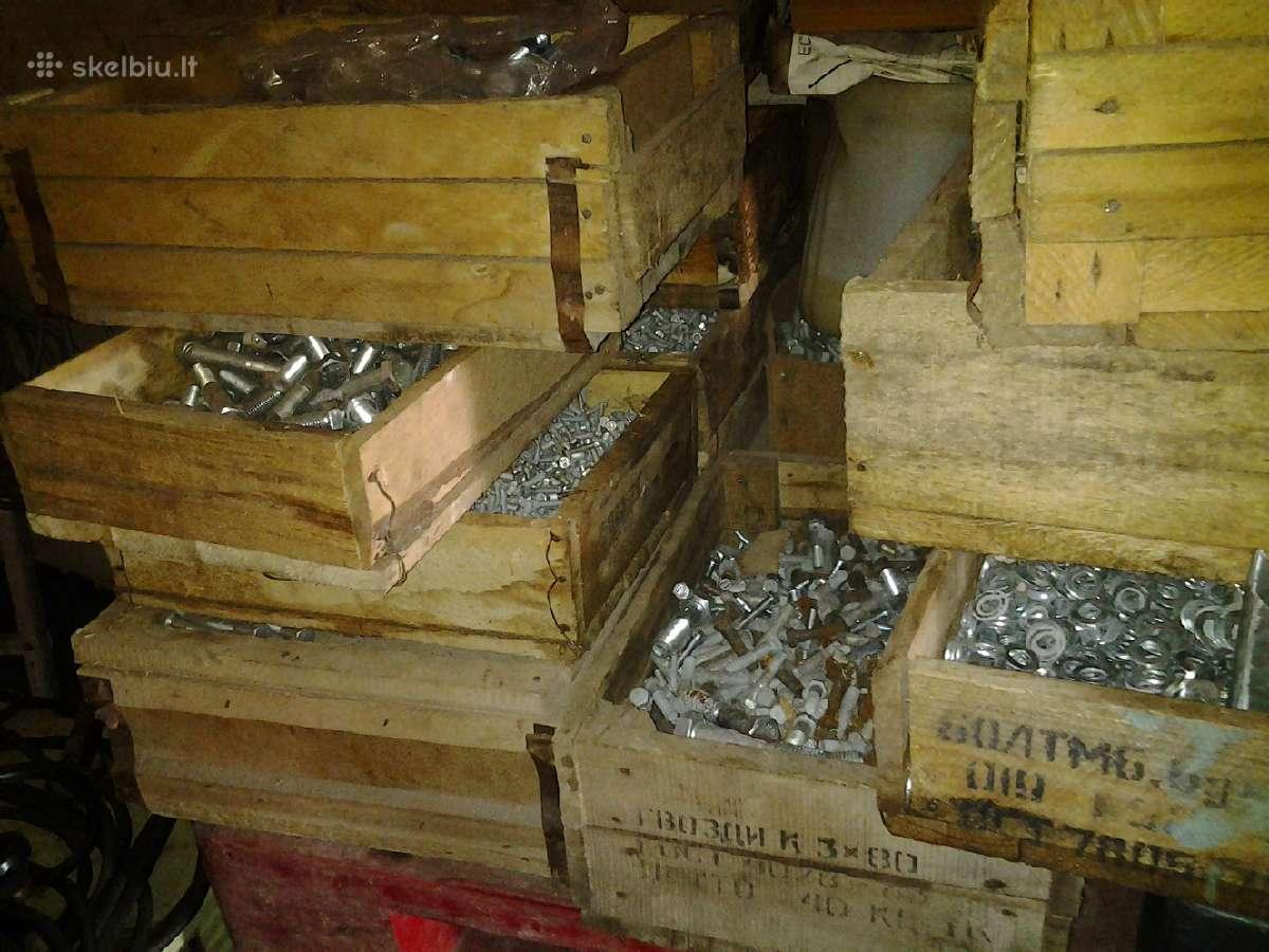 Bankrutavusios įmonės konteineris-seifas.ir kita