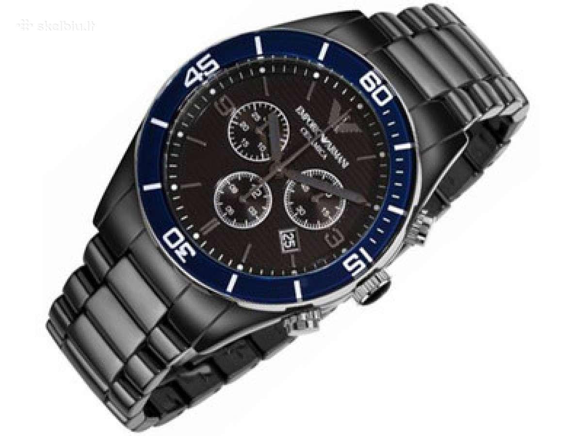 Vyriškas laikrodis Emporio Armani Ceramic Ar1429