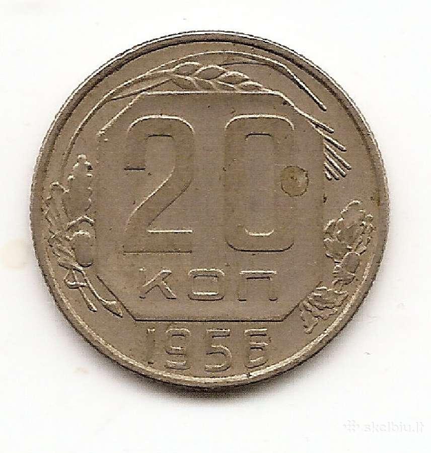 TSRS 20 kapeiku 1955 #118