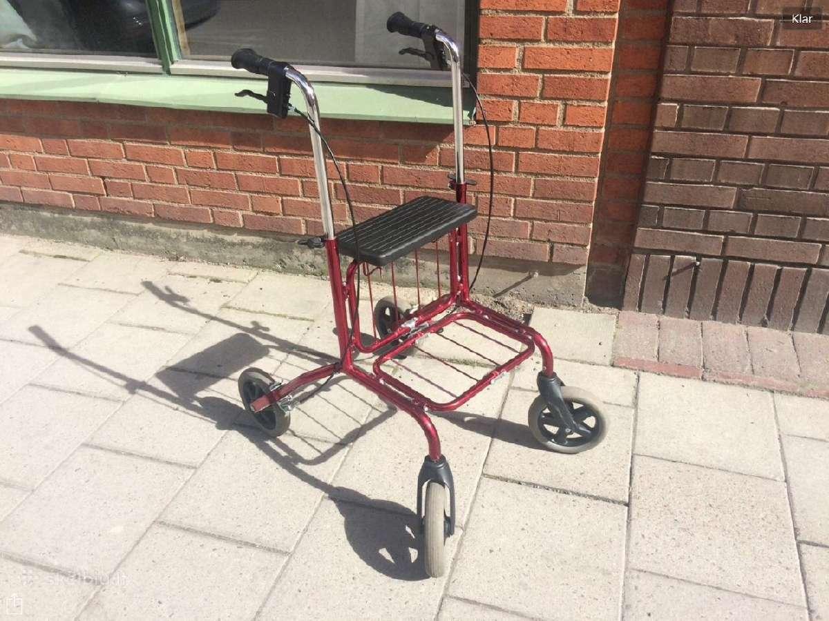 Vaikštynė neįgaliesiems