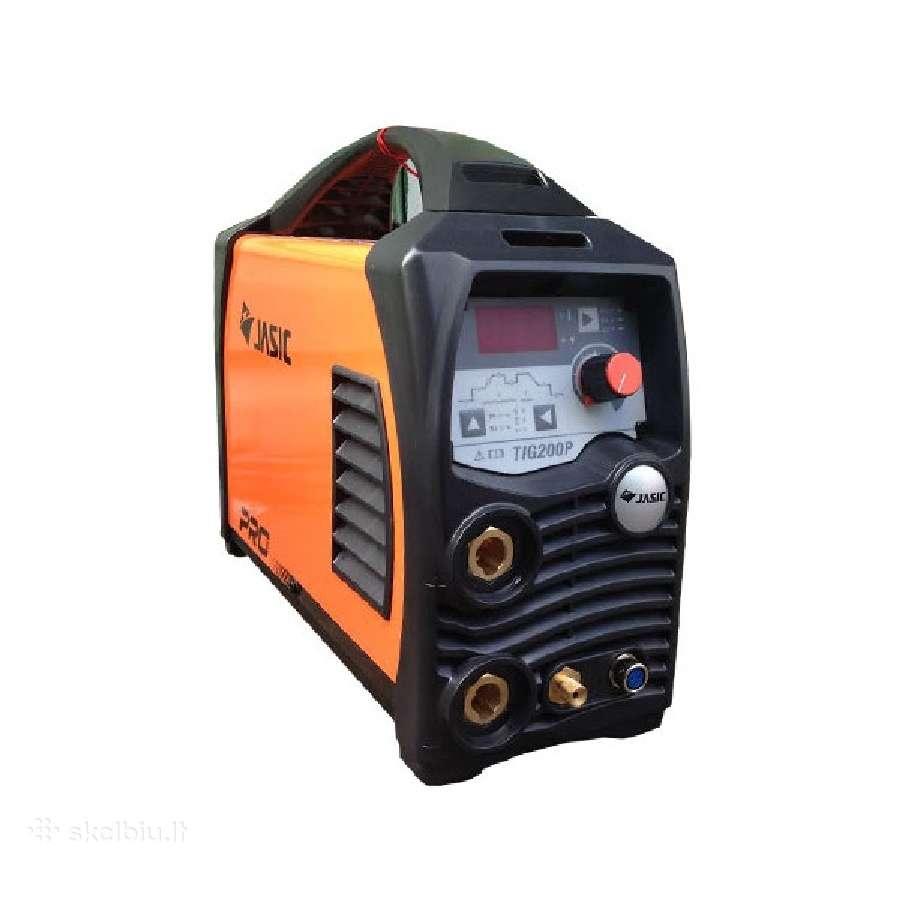 Suvirinimo aparatas Jasic Tig 200p (W212)