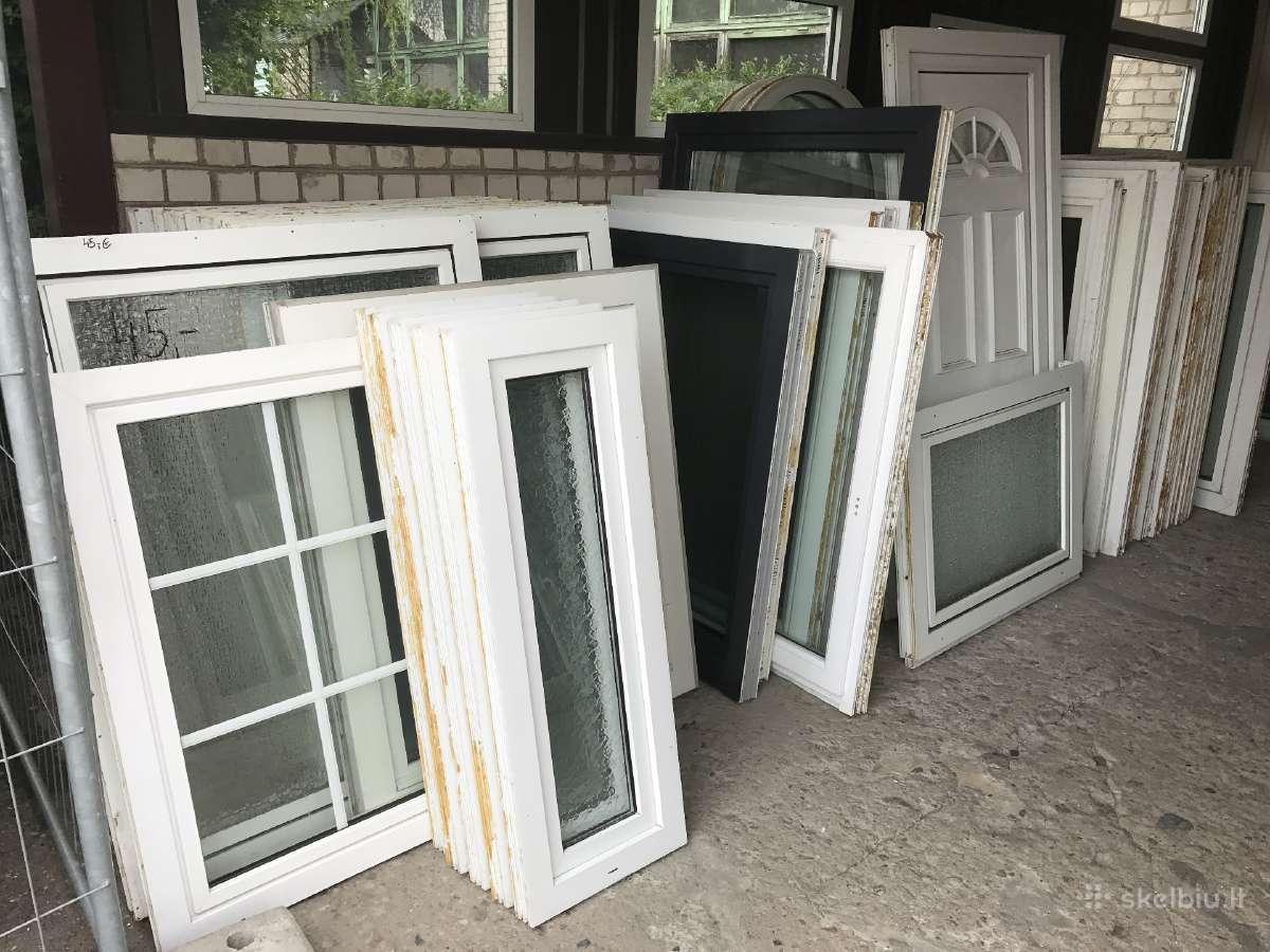 Naudoti langai