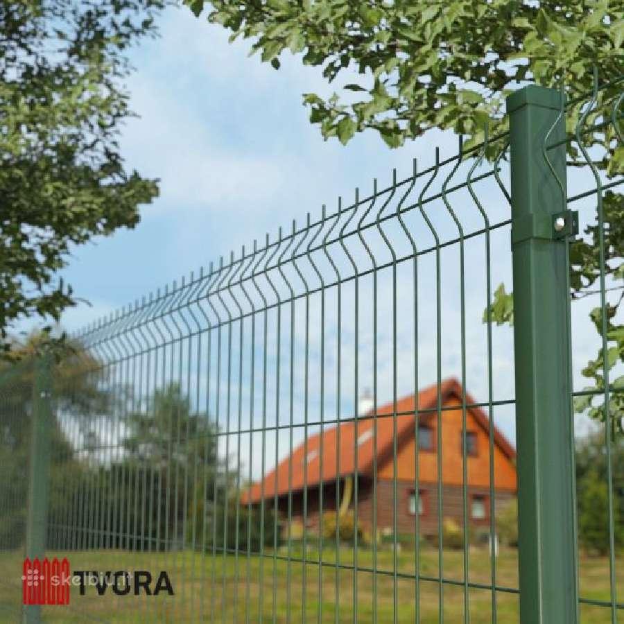 Segmentinės tvoros. Aukšta kokybė, gera kaina