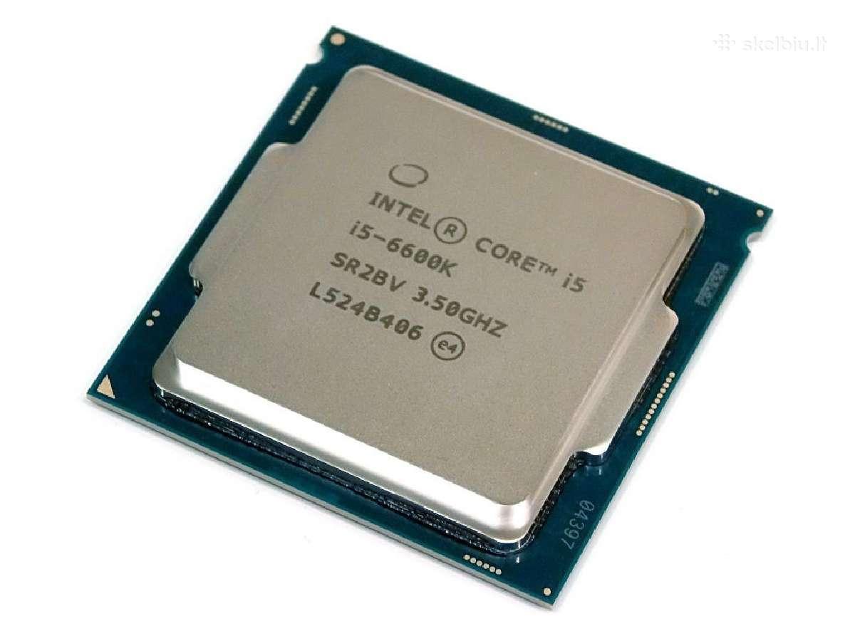 Stacionarių Pc Cpu intel core I3/i5/i7 socket 1151 - Skelbiu.lt
