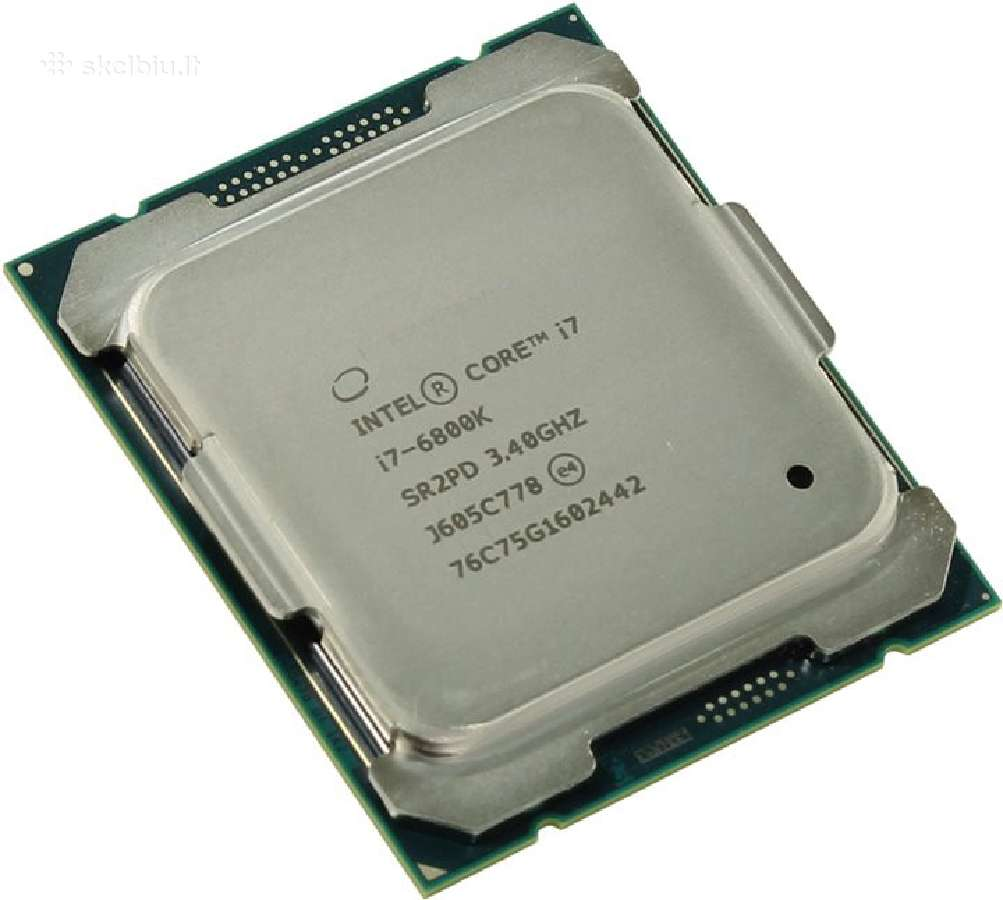 Procesoriai Intel i7/xeon (Socket 2011)