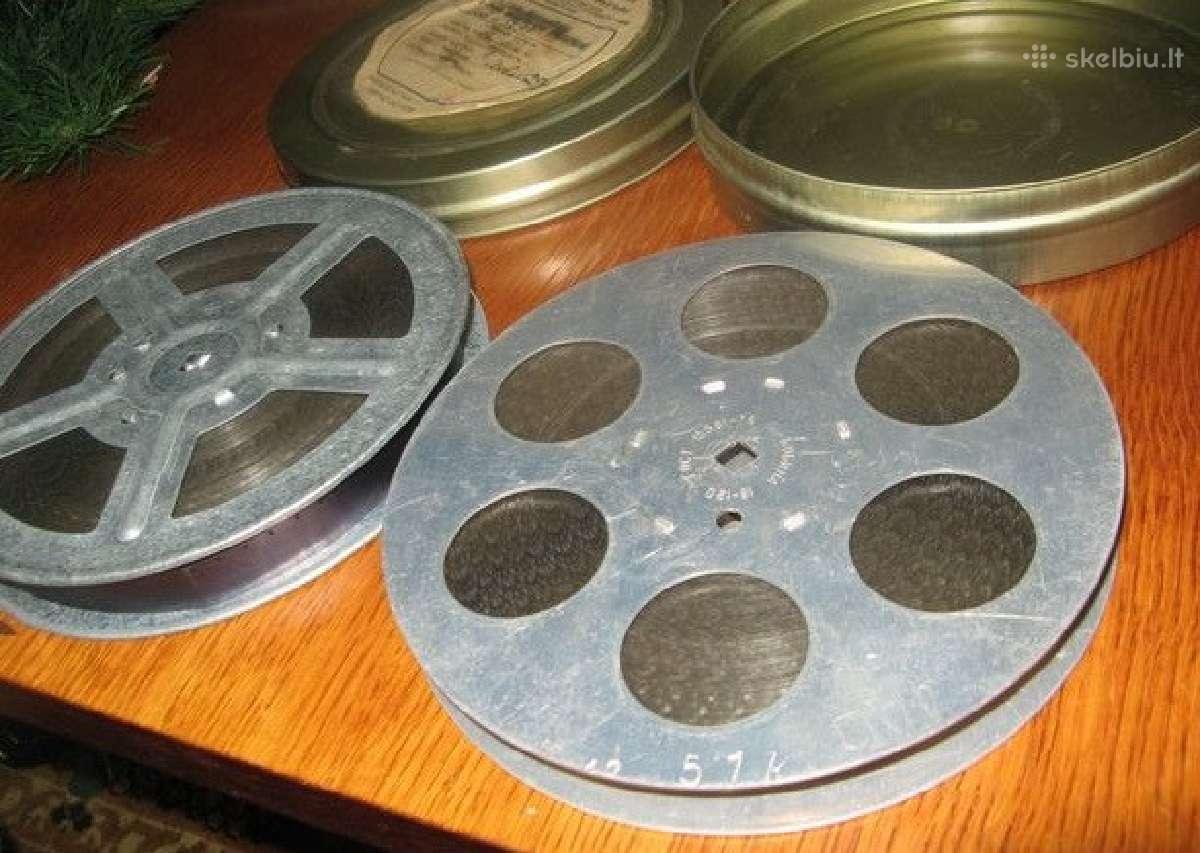 Kino filmai 16mm, 35mm