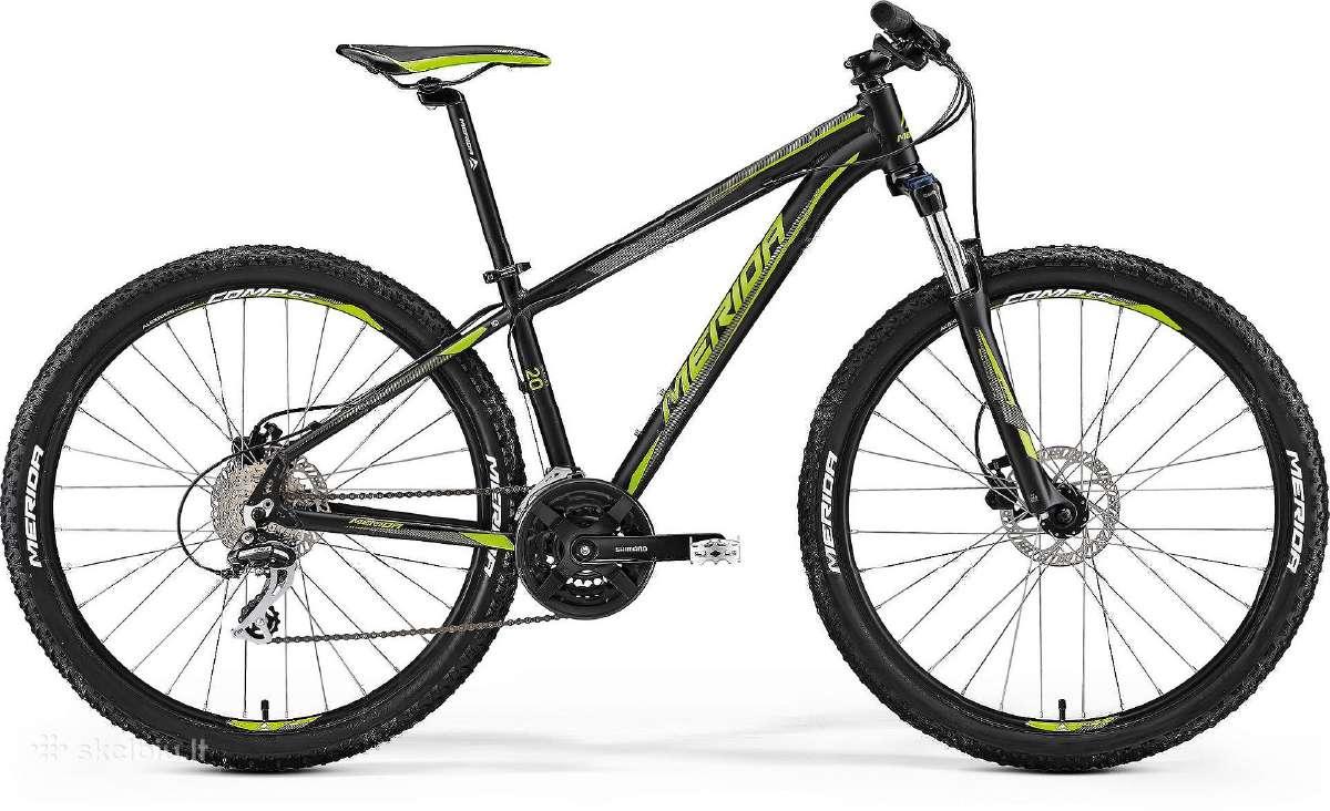 Sportiniai dviraciai - - hibridinis ir mtb -