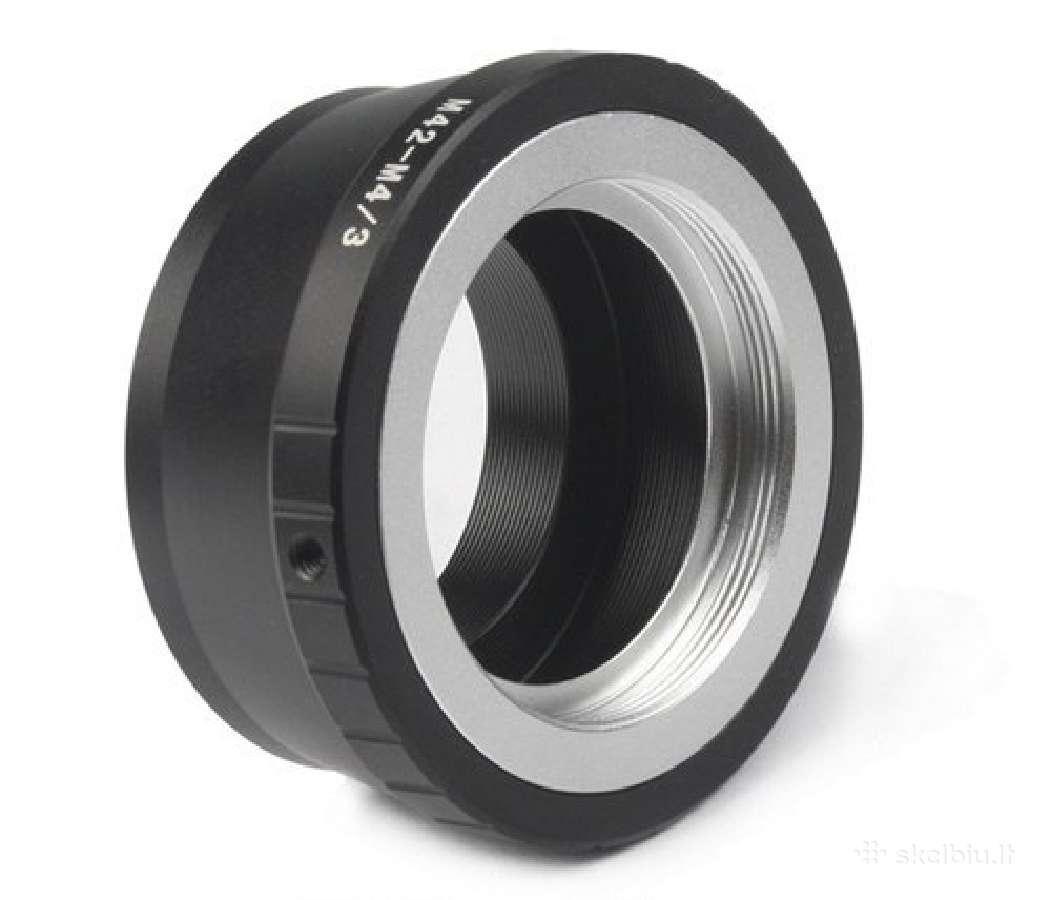 Žiedas M42, Micro 4/3, Panasonic, Sony Nex,fuji Fx