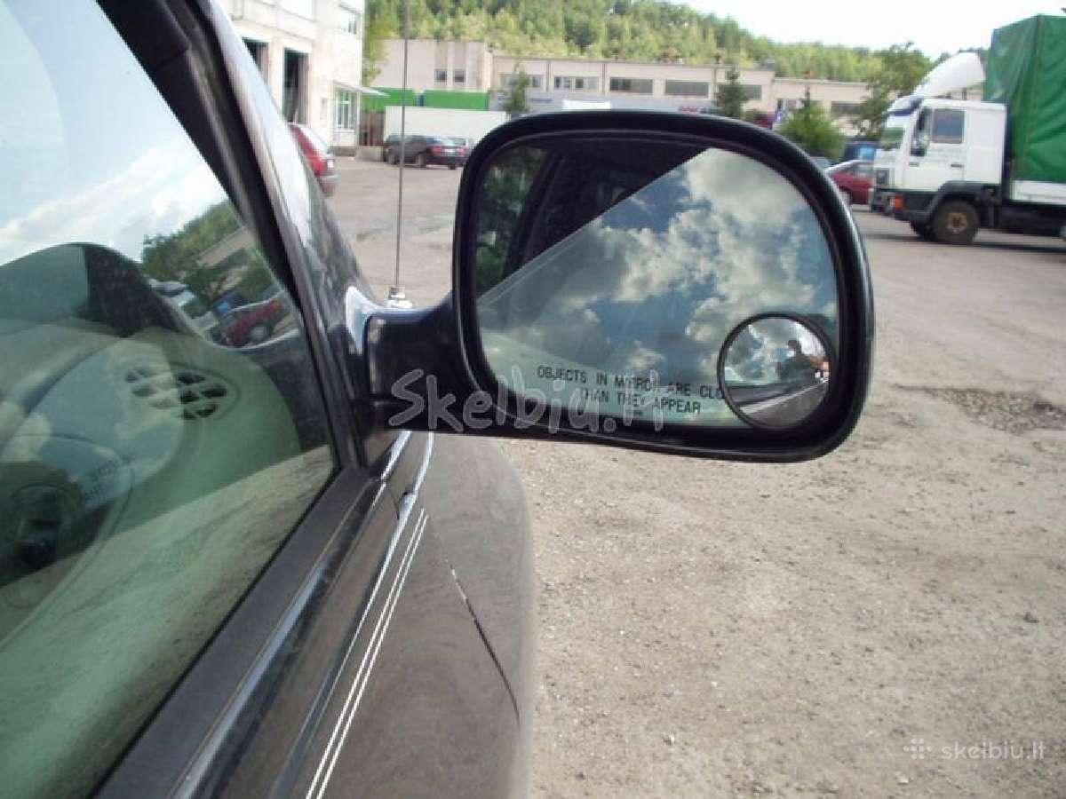 Automobilių veidrodėliai. Gamyba ir keitimas