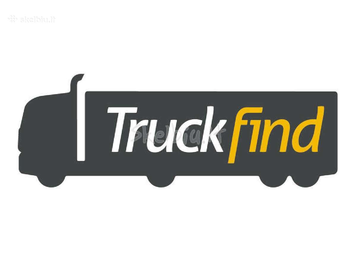 Sunkvežimių/vilkikų/puspriekabių supirkimas