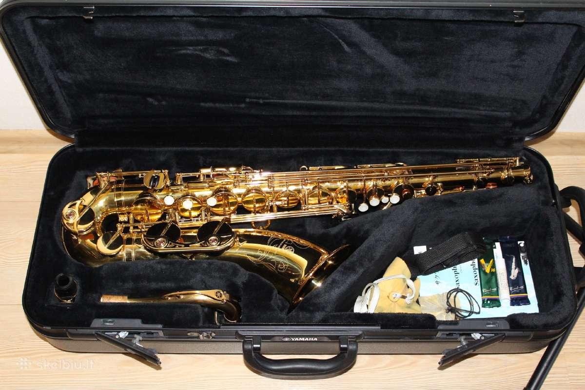 Geriausi saksofonai pradedantiems ir profesionalam