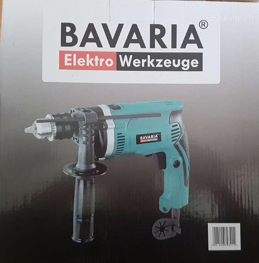 Bavaria Gręžtuvas Bavaria 1400w