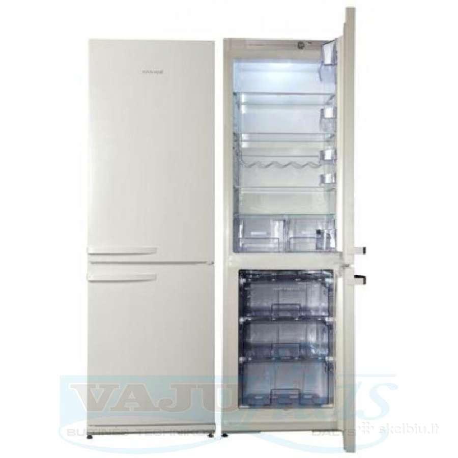 Šaldytuvas Snaigė Rf34sm-p100273, A++, baltas