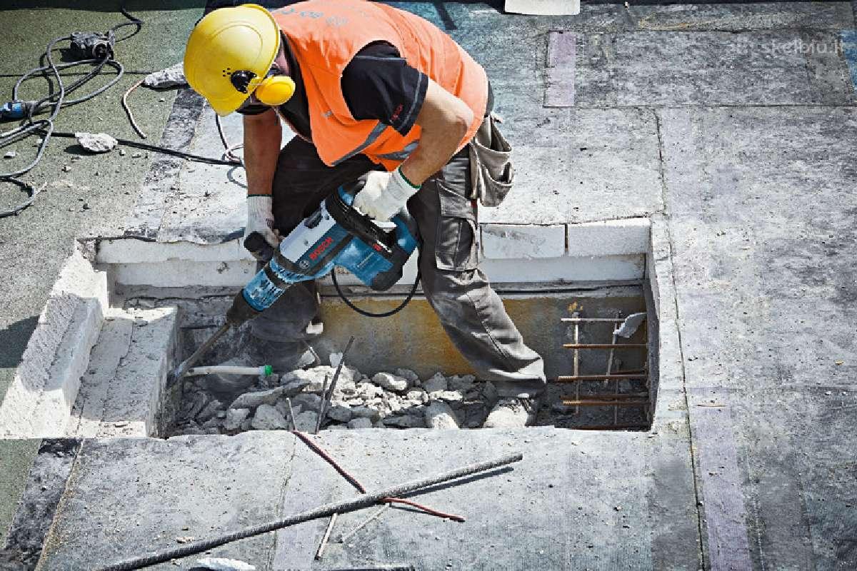 Visi griovimo darbai-rekonstrukcijos darbai Kaunas