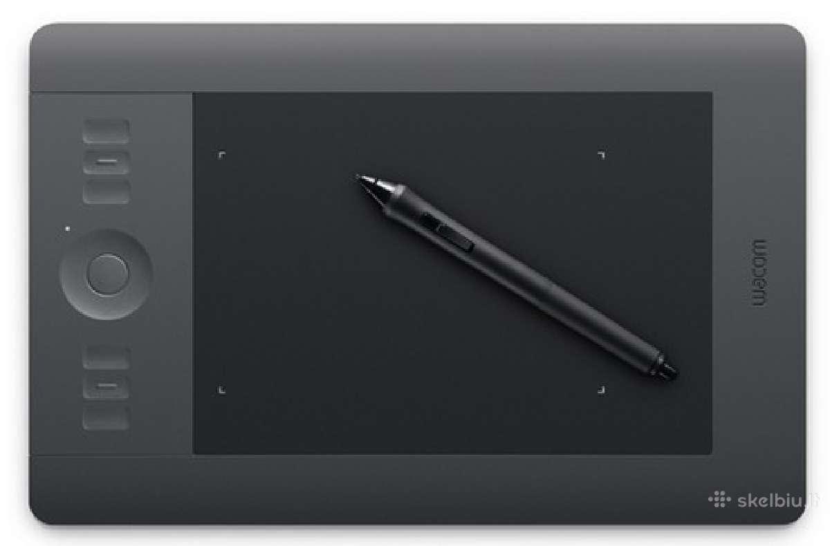 Wacom Intuos Pro S, Mobilestudio grafine plansete
