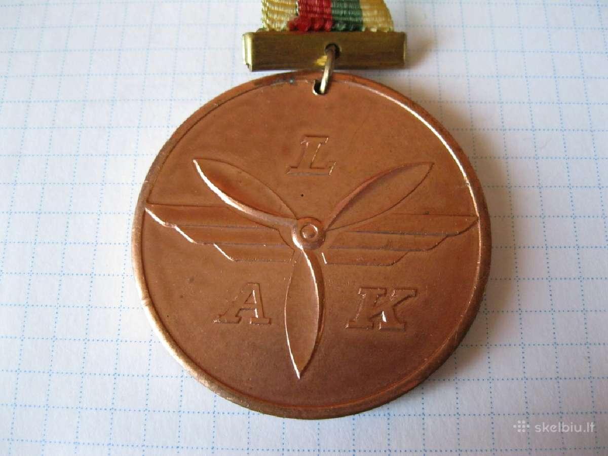 Lietuvos aviacijos sporto medalis