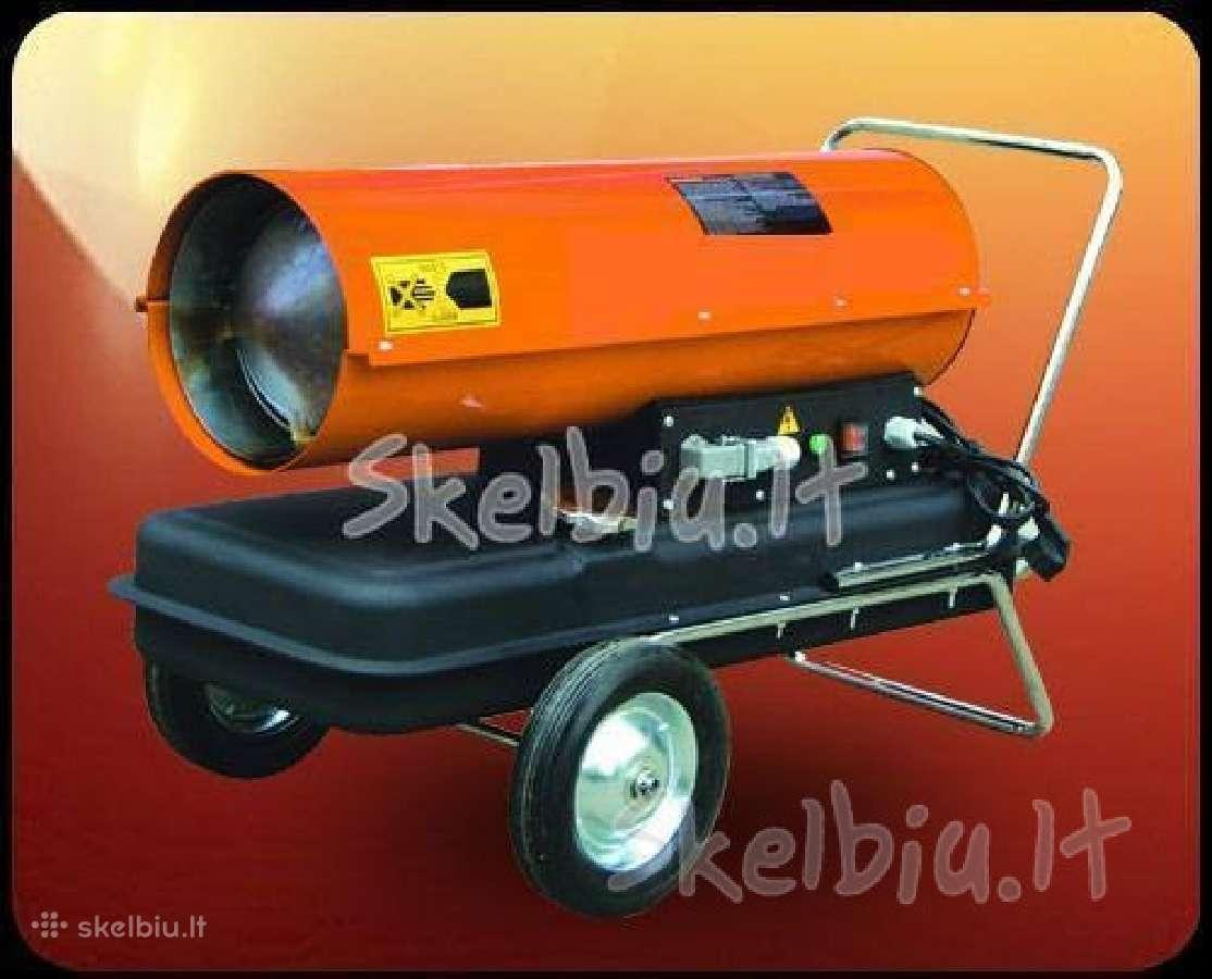 Parduodu nauja dyzelini sildytuva power tec 20 kw