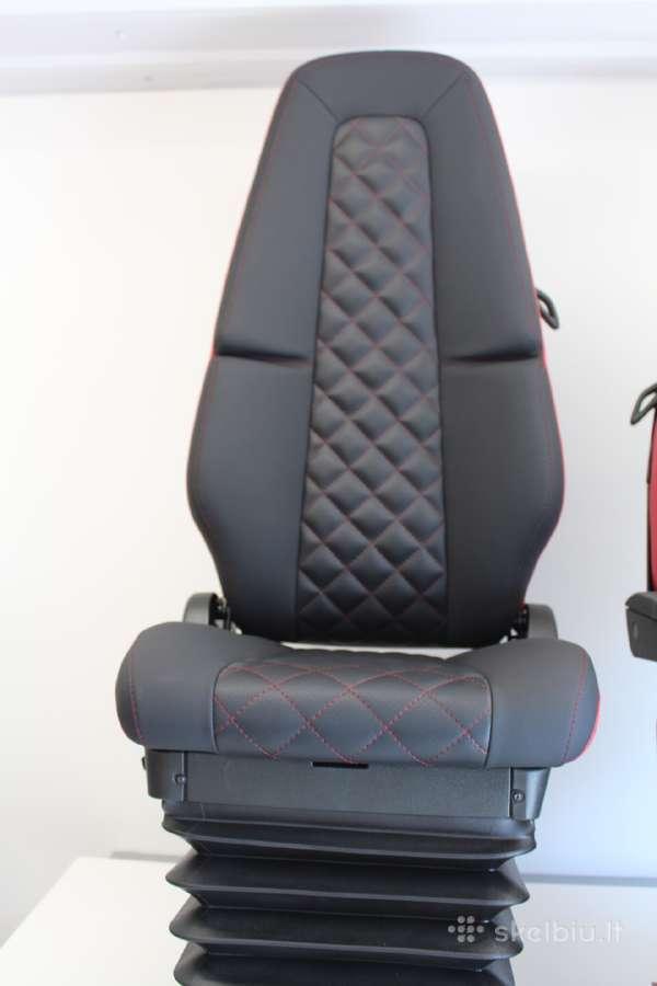 Vilkikų sėdynių siuvimas ir remontas