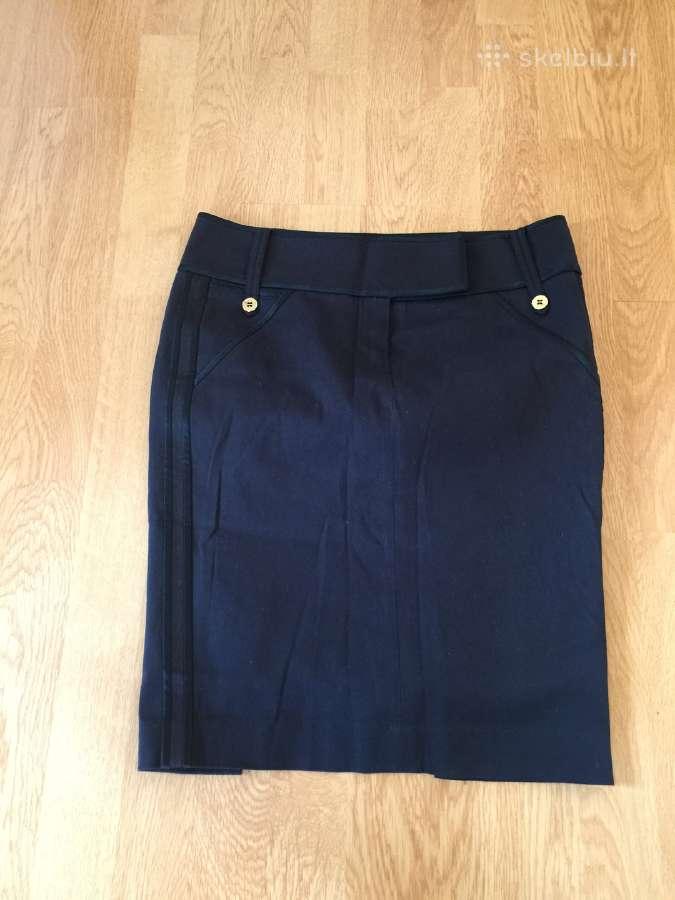 Marciano juodas pencil sijonas 4 dydis s/m