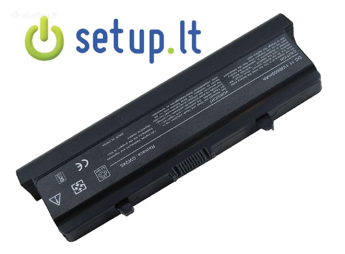 Naujos kokybiškos laptopų baterijos nuo 40eur