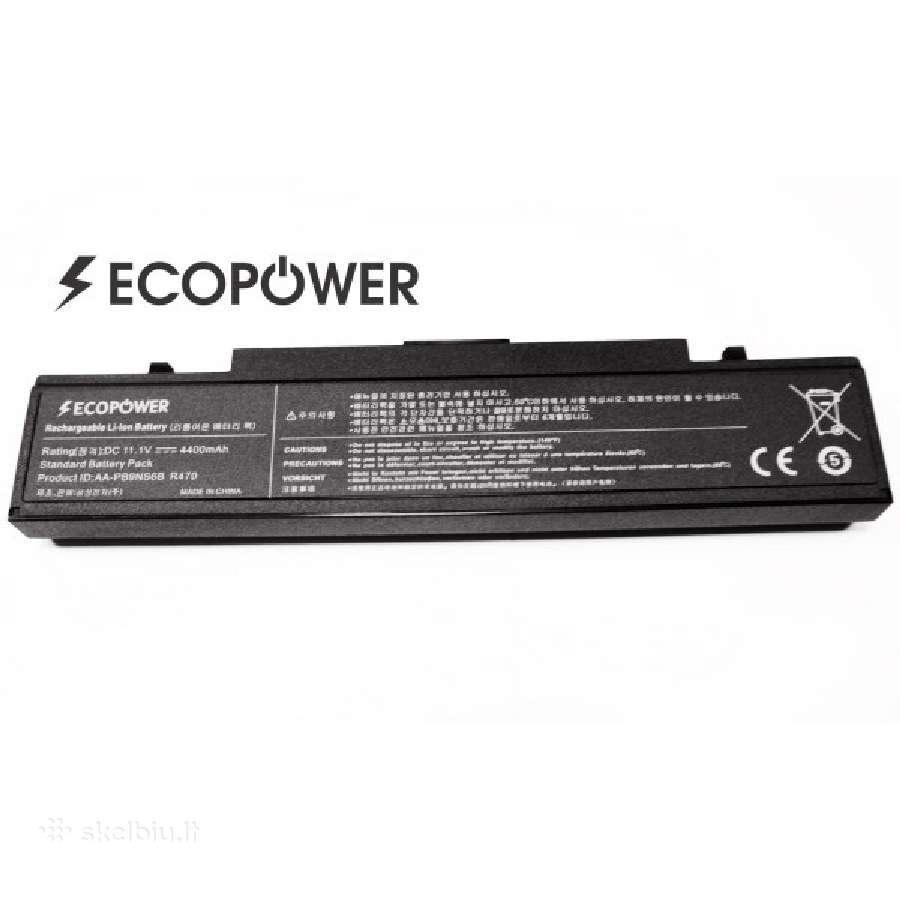 Samsung Aa-pb9nc6w Aa-pb9nc6b Aa-pb9ns6b baterijos